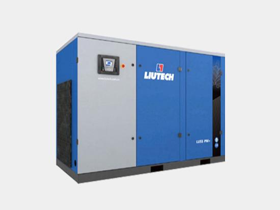 阿特拉斯·富达PM(+)高端油冷永磁变频螺杆压缩机