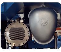 空压机不锈钢转子