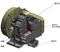 空压机干净的无油压缩空气
