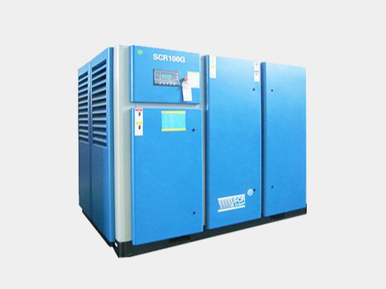 螺杆空压机干式无油系列SCR50G-SCR375WG