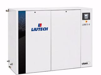 阿特拉斯富达无油喷水螺杆空压机 LUW20-75KW