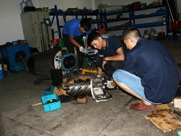 空压机维修