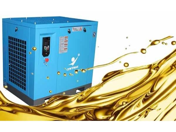 万拓小编告诉您,空压机换润滑油掌握这几点您的空压机运行更稳定