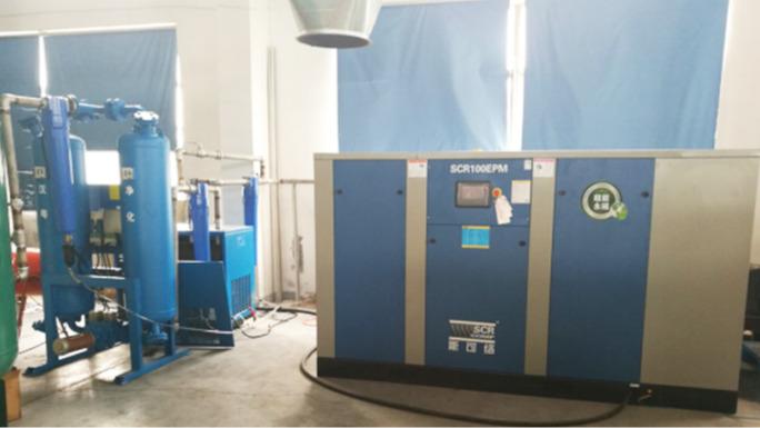 节能螺杆空压机在医疗器械行业的应用
